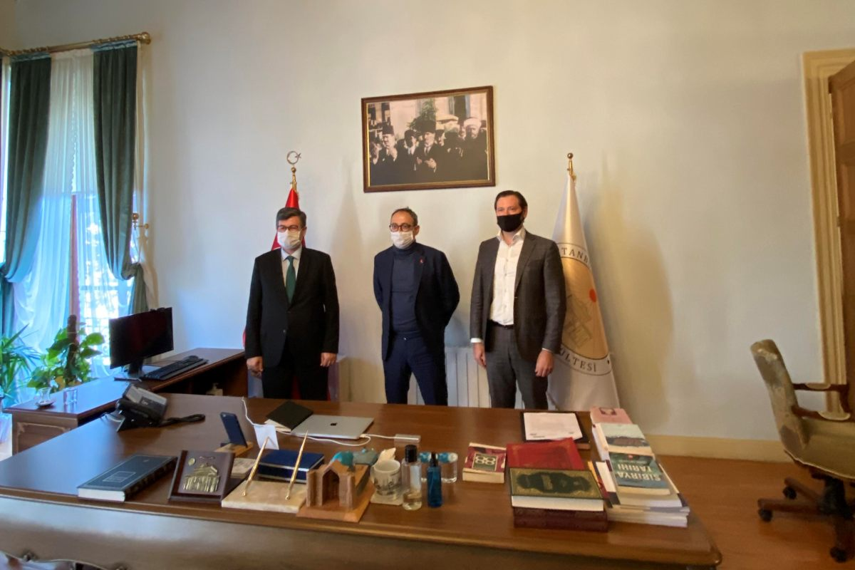 St Petersburg University and İstanbul University expand cooperation