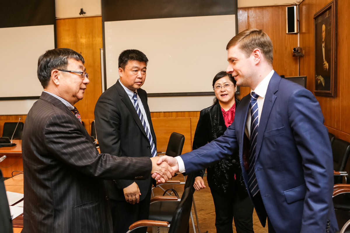 SPbU makes it possible for students of Chinese universities to take Russian language testing right in China