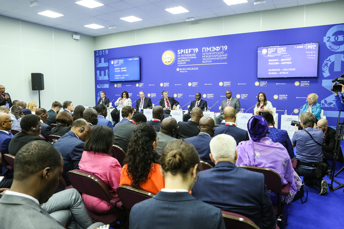 Experts from St Petersburg University participate in writing the report 'Russia–Africa Shared View 2030'
